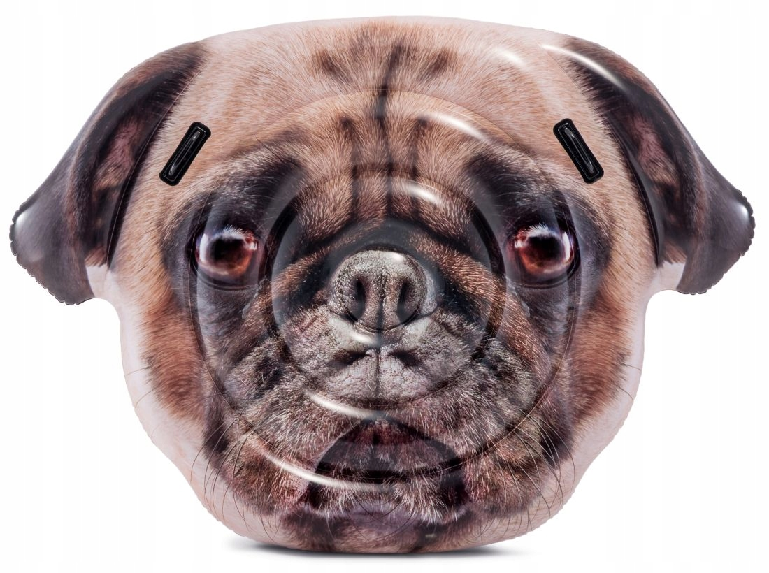 Dmuchany materac plażowy pies INTEX 58785