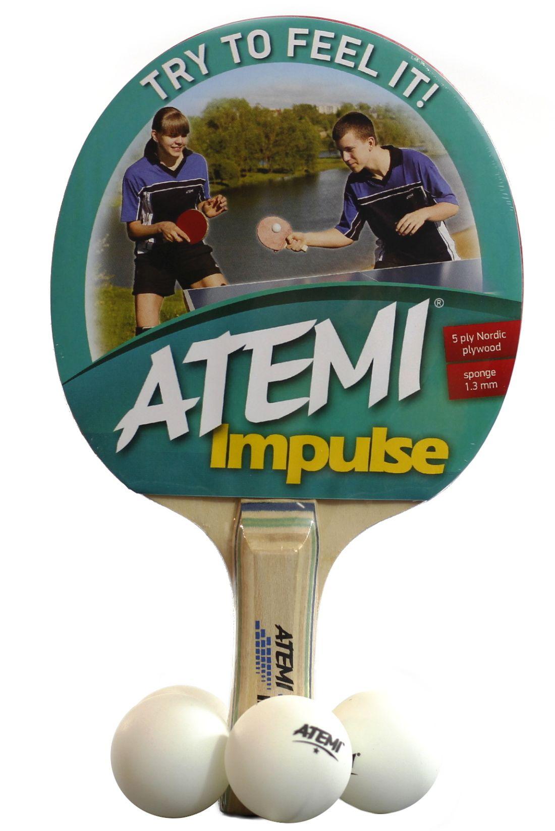 Zestaw do tenisa stołowego ATEMI IMPULSE